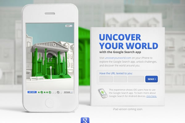 Google: Uncover Your World